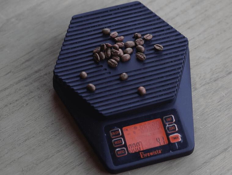 balanza para cafe