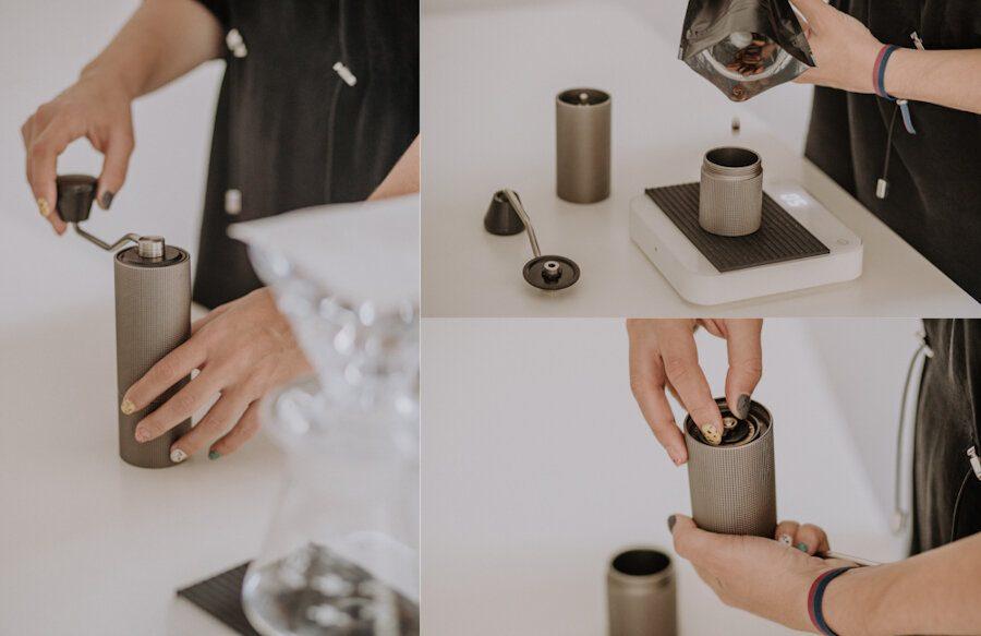 best manual coffee grinder