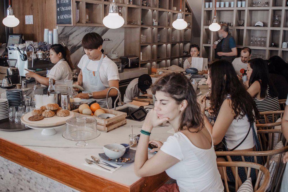 best cafes Bangkok