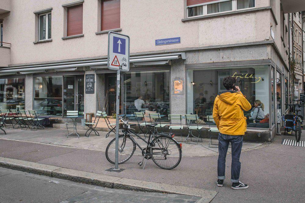 best cafes basel