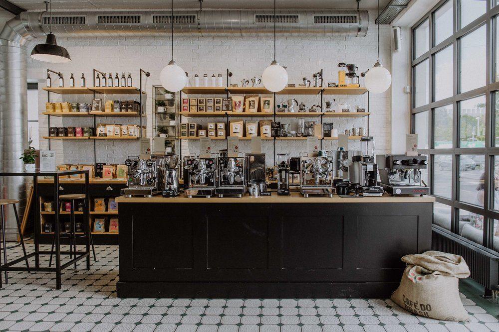 best cafes bern