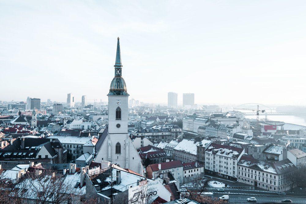 best cafes Bratislava