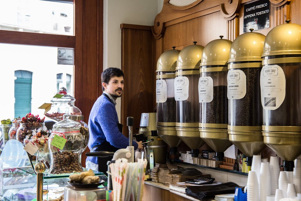 specialty coffee roaster puglia