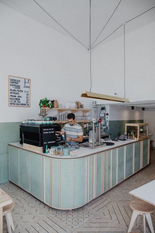 best cafes barcelona
