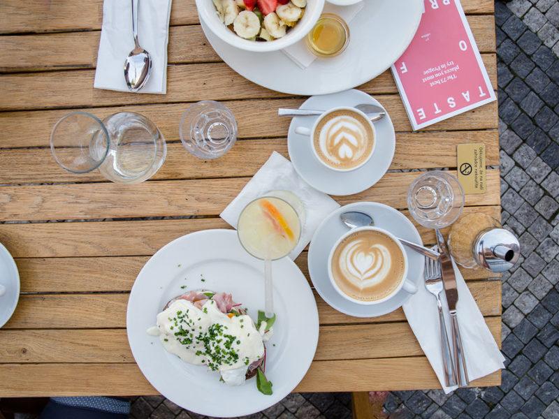 best cafes prague