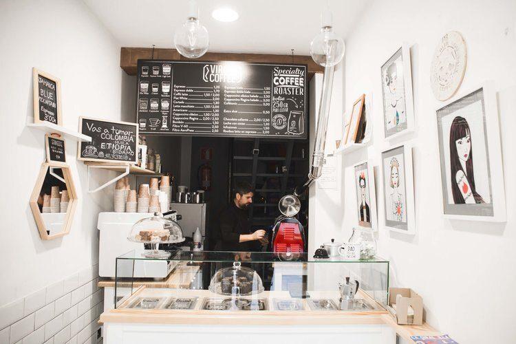best cafes Sevilla