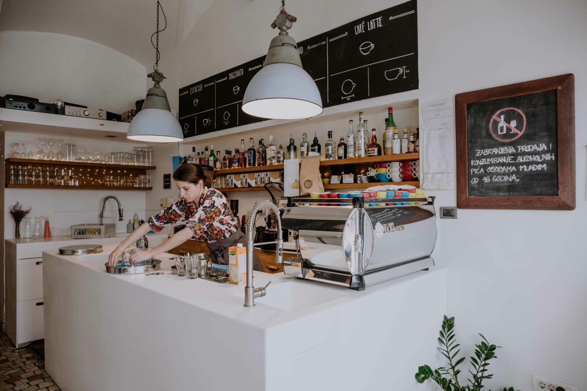 best cafes zagreb
